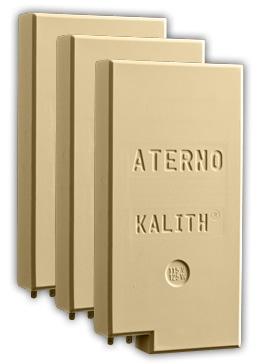 Brique réfractaire Kalith.